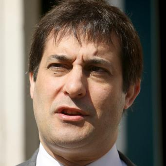 Former MP Evan Harris, who has taken Ecstasy for a Channel 4 show which will examine the effects of the class A drug