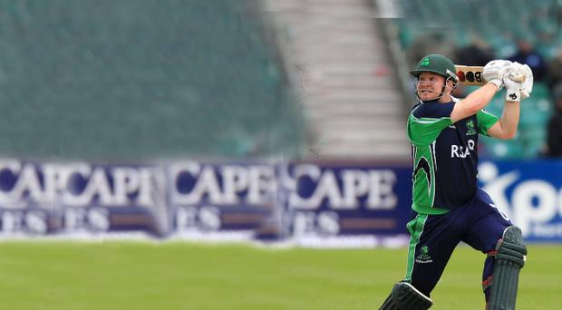 Paul Stirling could be the Ireland batsman who hits the big time at the World Twenty20