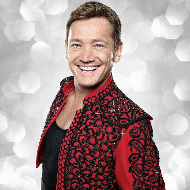 Sid Owen wants to show off his dance skills on Strictly