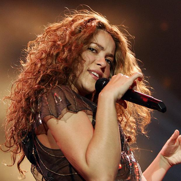 Shakira will be joining the US version of The Voice
