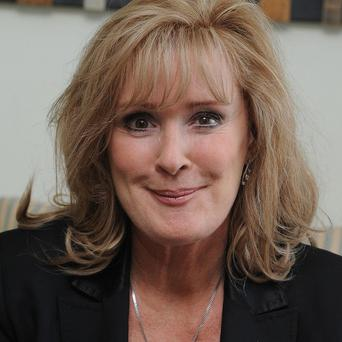 Beverley Callard is currently starring in The Rise And Fall Of Little Voice