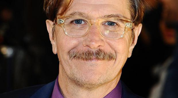 Gary Oldman's assistant has been cast in RoboCop