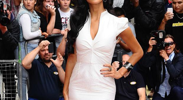 Nicole Scherzinger joined the judging panel for this year's X Factor