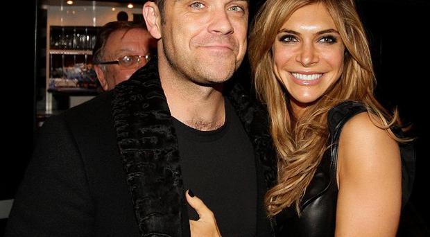 Robbie Williams and his wife Ayda Field have become parents to a baby girl