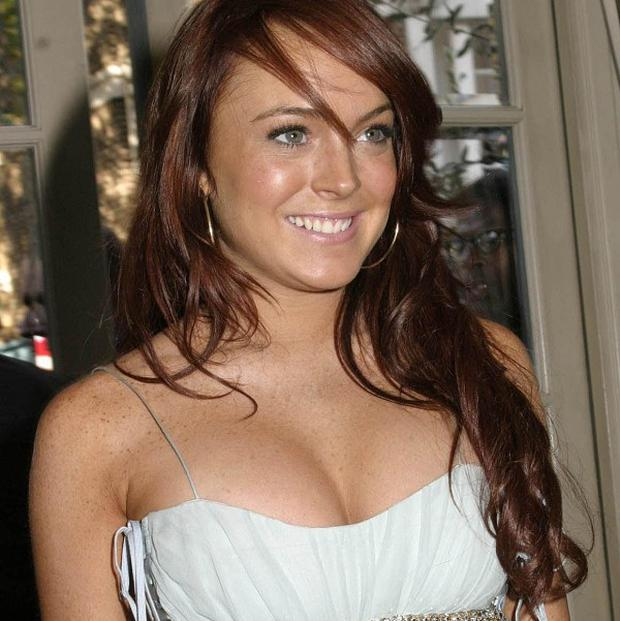 Actress Lindsay Lohan has been arresed over a hit and run accident