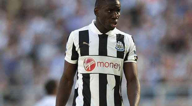 Demba Ba is baffled by his current role at Newcastle