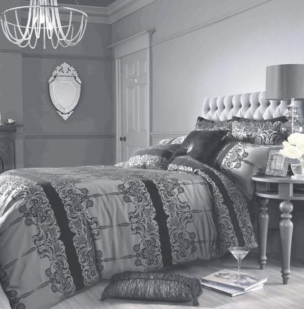 Double duvet cover £75, Kylie Minogue At Home