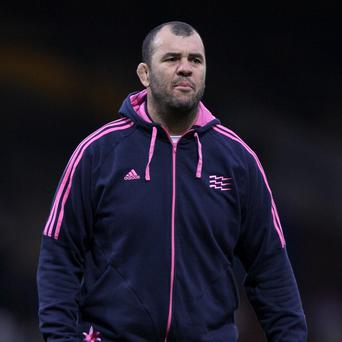 Former Stade Francais director of rugby Michael Cheika has taken over the helm at Waratahs