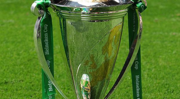 The issues surrounding the future of the Heineken Cup could be resolved in October