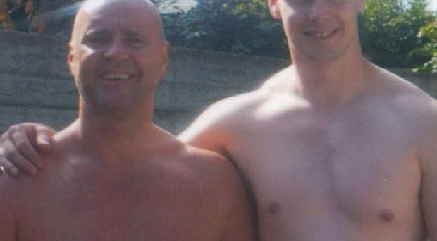 The inquiry into the murders of David Short, left, and his son Mark involved officers on armed patrol 24 hours a day, seven days a week (GMP/PA)