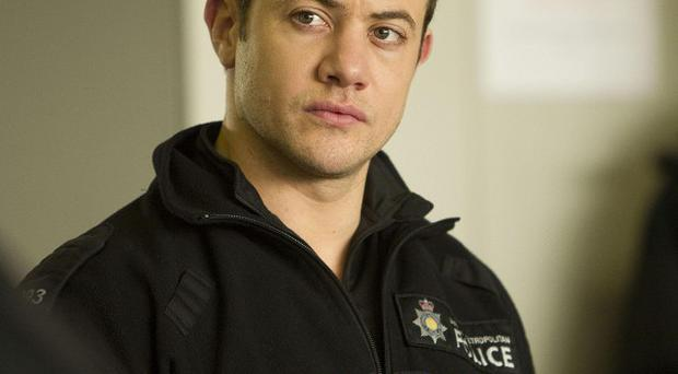 The final episode of Good Cop, starring Warren Brown, has been taken out of the BBC schedules after the deaths of two police officers in Greater Manchester