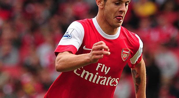 Jack Wilshere has been sidelined for 14 months