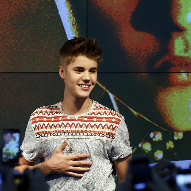 Justin Bieber says he's more than just another teen heartthrob