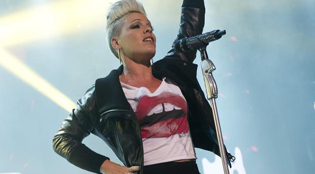 Pink said her life is a lot more fun these days