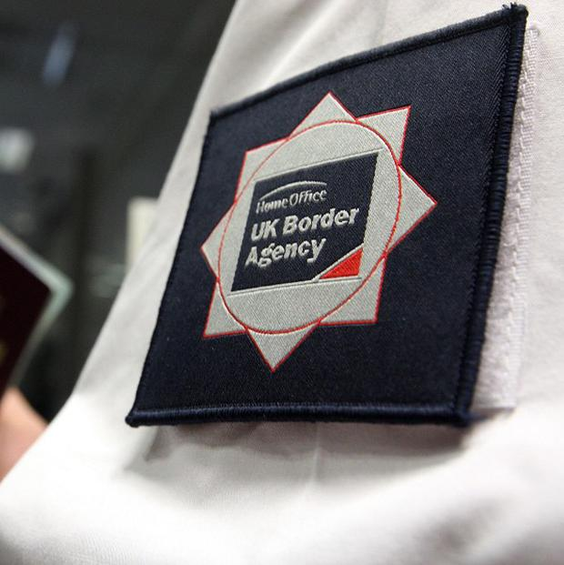 The UK Border Agency has been criticised over its handling of young asylum seekers