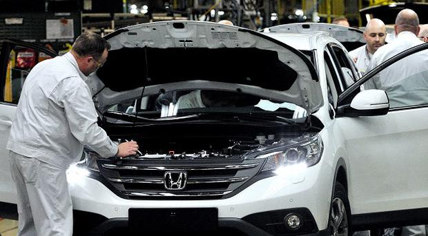 Japanese car-maker Honda said it will aim to double its global car sales over the next five years