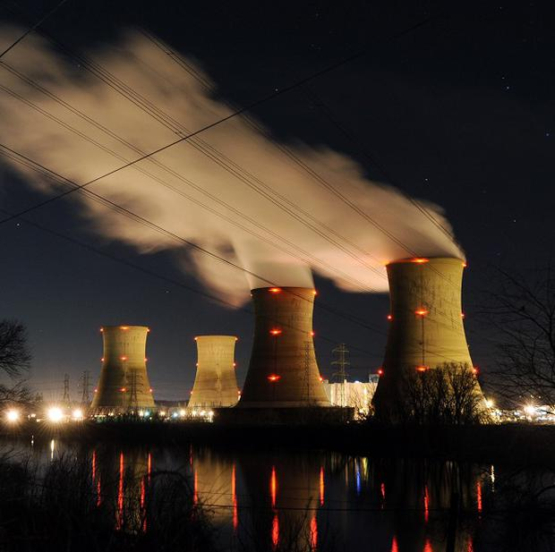 Three Mile Island nuclear power station has automatically shut down after a pump malfunction (AP)