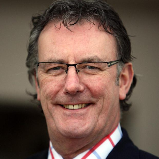 Mike Nesbitt is due to give his first party conference speech as Ulster Unionist leader