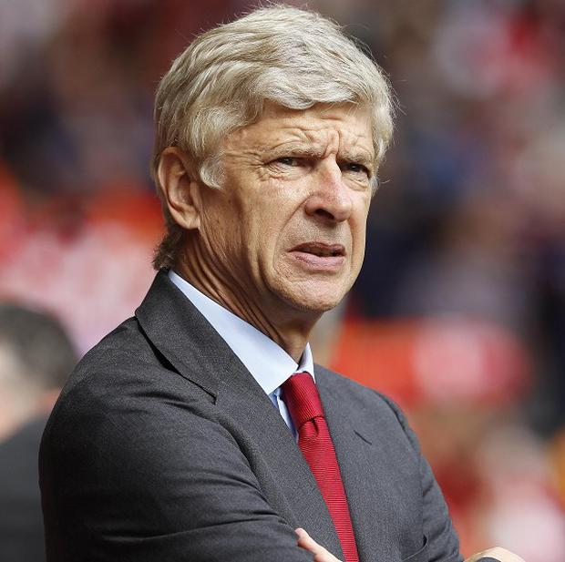 Arsene Wenger, pictured, has told Jack Wilshere to remain patient on his return from injury