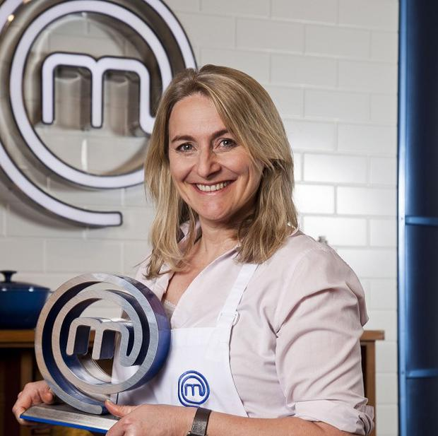Emma Kennedy has won Celebrity MasterChef 2012