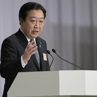 Prime Minister Yoshihiko Noda will remain leader of the Democratic Party of Japan (AP)