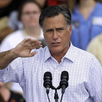 Republican White House candidate Mitt Romney has released his complete 2011 tax returns (AP)