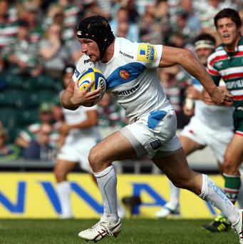 Matt Jess has signed a new two-year deal at Exeter