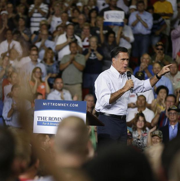 Republican presidential candidate Mitt Romney has released his 2011 tax return (AP)