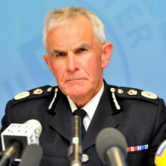Sir Peter Fahy has told how being in the police force is a vocation