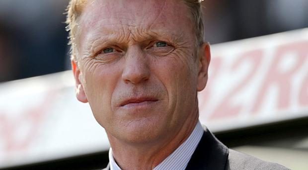 David Moyes was in confident mood after watching his side ease past Swansea