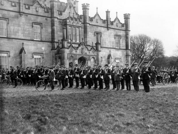 ULSTER VOLUNTEER FORCE: U.V.F. 1913.