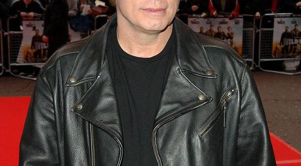 John Travolta has spoken about the death of his 16-year-old son