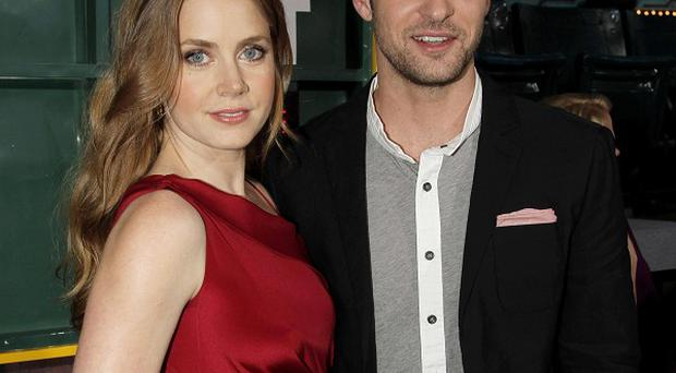 Justin Timberlake said Amy Adams saved his life