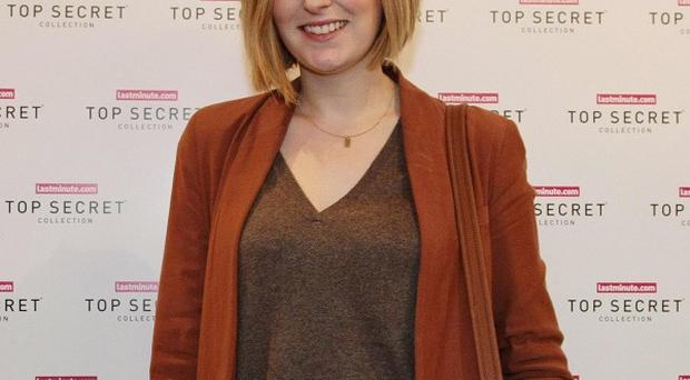 Laura Carmichael admitted her new co-star Samuel West was her 'first crush'