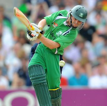 Ireland captain William Porterfield has revealed that a number of players have fallen ill in the squad