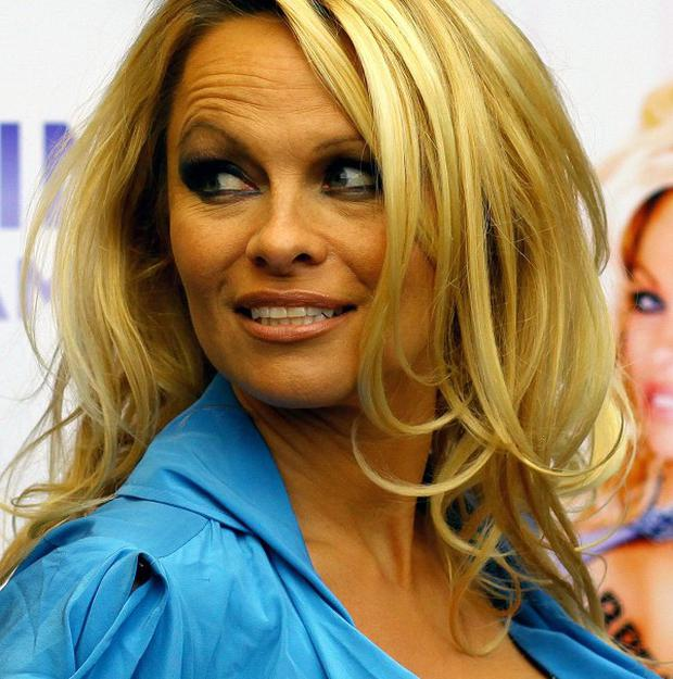 Pamela Anderson reckons she's the underdog on all-star Dancing With The Stars