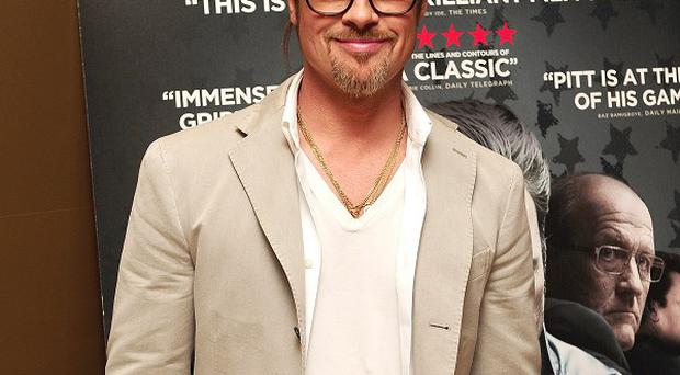 Brad Pitt has apparently asked Jamie Oliver for help with Christmas dinner