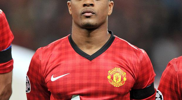 Left-back Patrice Evra insists he takes no notice of personal criticism