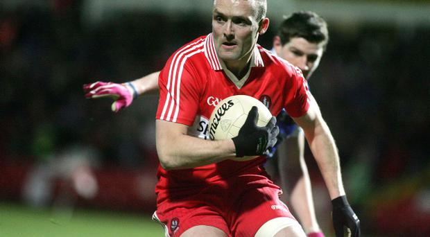 Paddy Bradley may have to retire at the age of 31
