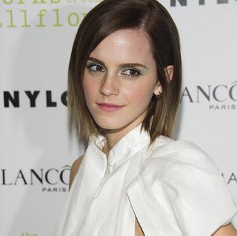 Emma Watson said she would consider starring in the Fifty Shades film