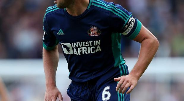 Lee Cattermole has been sent off five times since joining Sunderland from Wigan in 2009