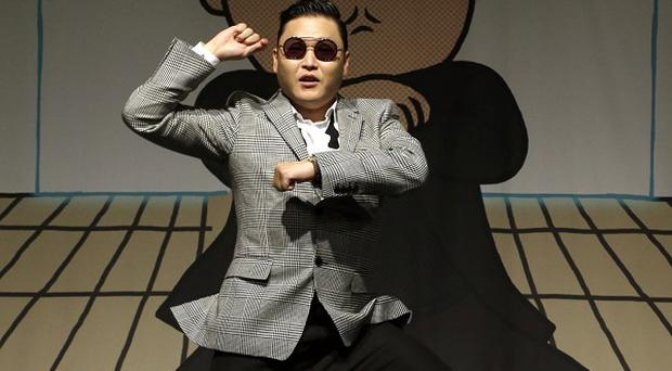South Korean rapper PSY has broken YouTube records