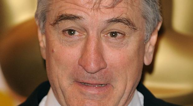 Robert De Niro will be honoured for his work on Silver Linings Playbook