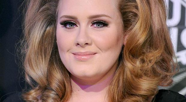 Adele has recorded the song for the new Bond film