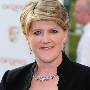 Clare Balding will get into the hot seat for Have I Got News For You