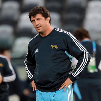 Santiago Phelan's Argentina side are yet to win a game in the competition
