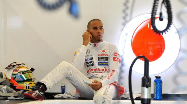 Lewis Hamilton will leave McLaren at the end of the season to join Mercedes