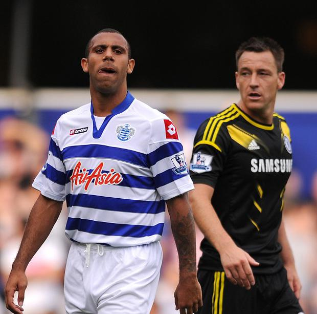 Anton Ferdinand, left, has spoken out after John Terry was found guilty