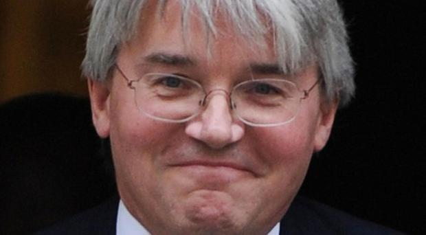 Andrew Mitchell told a local paper he blamed the national media for 'blowing up' his argument with police