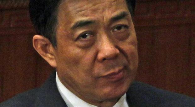Disgraced Chinese Communist Party member Bo Xilai is to face criminal charges (AP)
